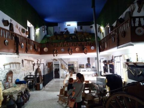 Cine-Museo de Alcalá del Júcar.