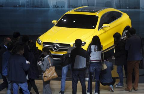 Coches Mercedes