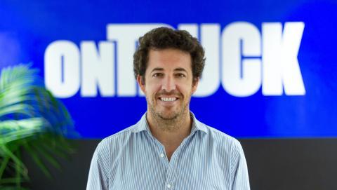 El cofundador y CEO de Ontruck, Íñigo Juantegui