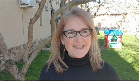 Coliving rural fundadora Patricia García