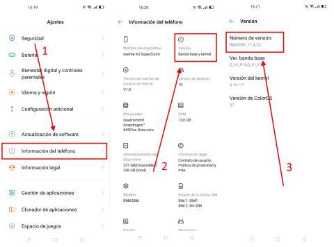 Cómo activar las opciones de desarrollador en tu móvil Android