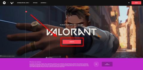 Cómo descargar gratis Valorant