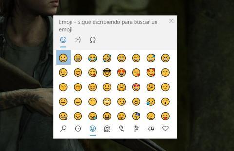 Cómo usar los emojis en Windows 10 a través de atajos del teclado
