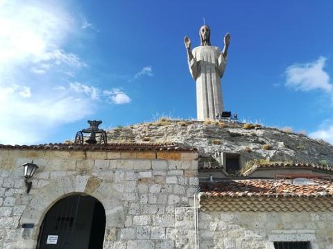 Cristo del Otero.
