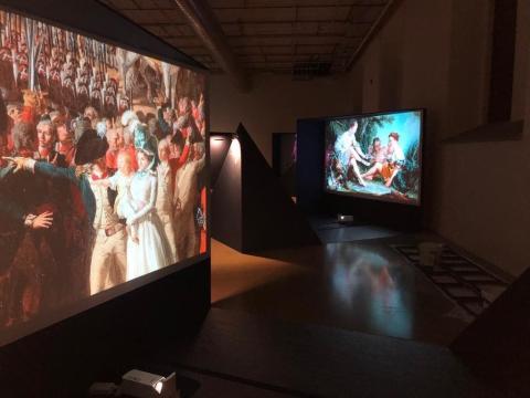 Cuarentena versus museos