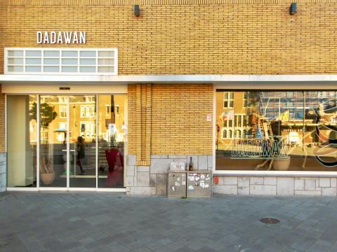 El restaurante Dadawan.