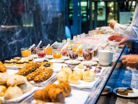 No esperes ver muchos más buffets en los hoteles.