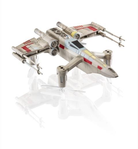 Dron de batalla Star Wars modelo X-Wing