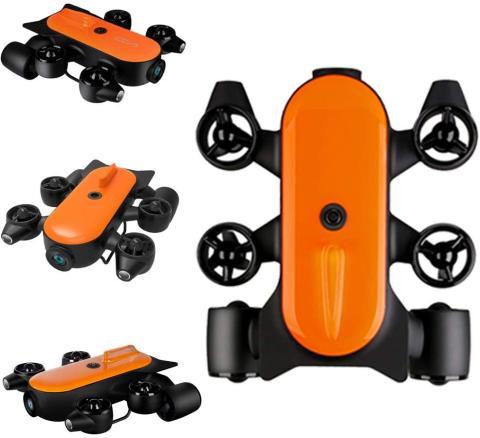 Dron ZLI subacuático