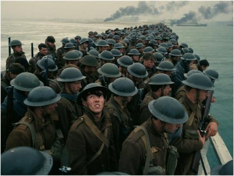 Christopher Nolan dirige Dunkerke