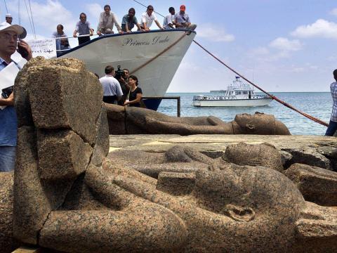 Estatuas de Herakleion.