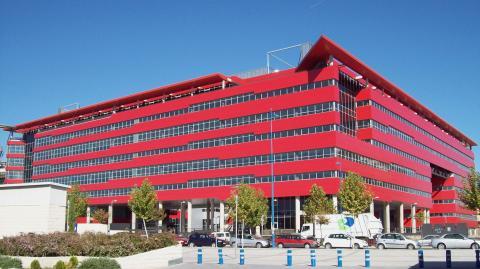 Edificio Arista, en Rivas-Vaciamadrid (Madrid)