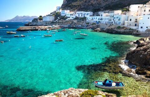 Islas Egadas (Italia)