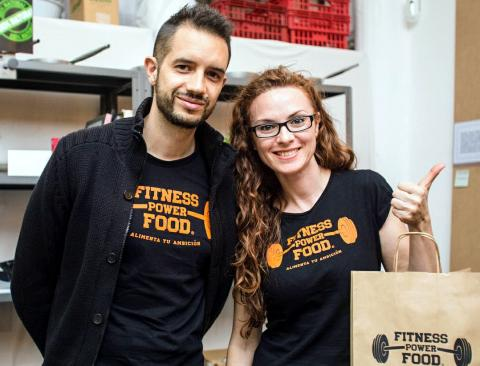Fitness Power Food cofundadores