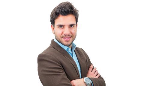 Foos App CEO Cecilio Martinez