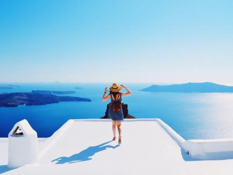 Greece: Cheaper flights due to reduced transportation taxes.
