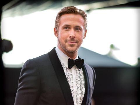 Ryan Gosling actualmente.