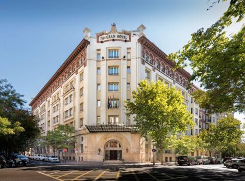 Hotel NH Collection Gran Hotel de Zaragoza