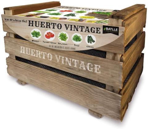 Huerto vintage Battle