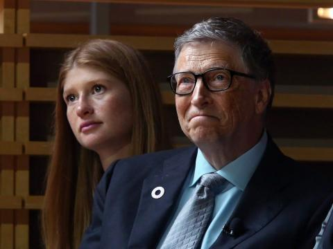 'I was born into a huge situation of privilege': Bill Gates' oldest daughter discusses growing up in a billionaire household