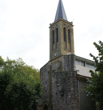 Iglesia San Sebastian Martir.