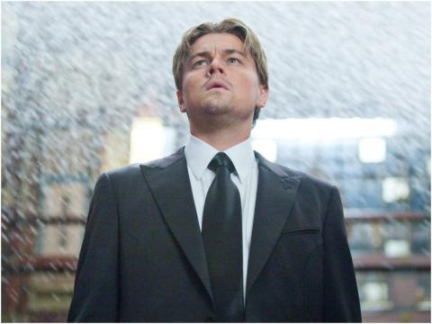 Leonardo DiCaprio en 'Origen'.