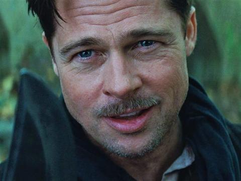 Brad Pitt está en su mejor momento en este papel.