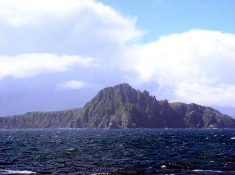 Isla Hornos.