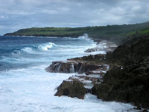 Isla Niue.