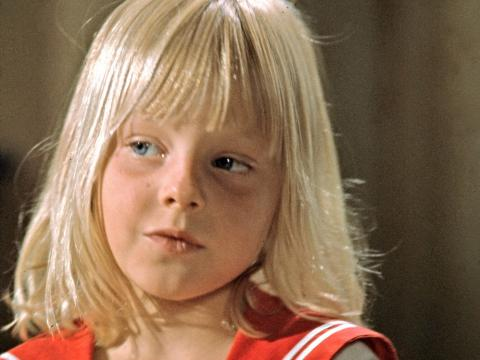Jodie Foster en un episodio de 'Buscando Novia a Papá' en 1969.
