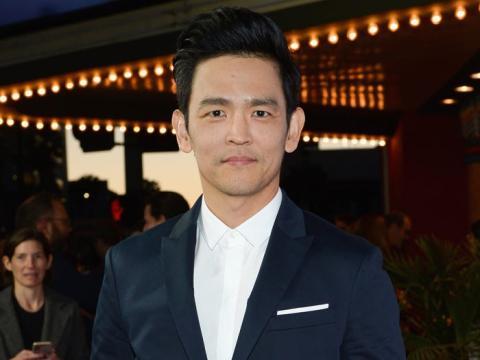 John Cho en el estreno de 'Géminis' en 2018.