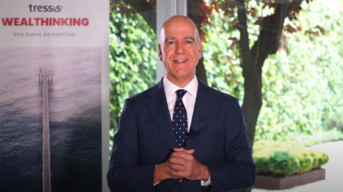 José Miguel Maté Salgado, CEO de Tressis