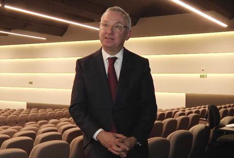 Josep Baselga, oncólogo de AstraZeneca.