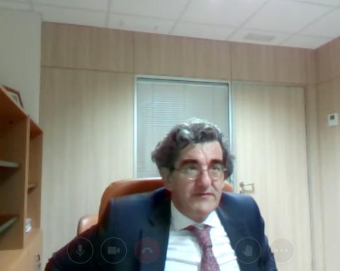 Juan Abarca, analiza la situación de la pandemia para Business Insider