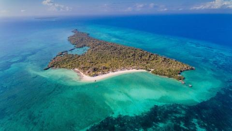 Kwale Island.