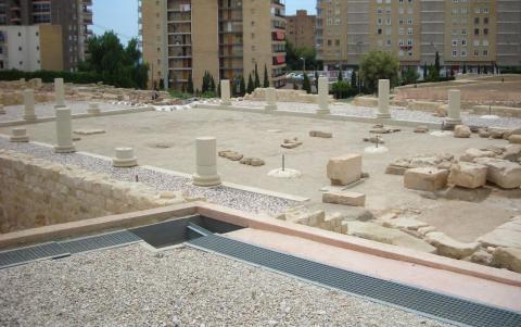 Lucentum, Alicante.