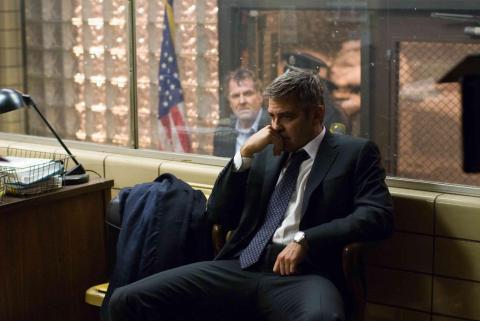 """George Clooney en """"Michael Clayton."""""""
