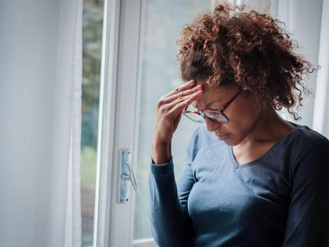 Millennial women in particular are experiencing more anxiety and stress during the coronavirus than previous generations.