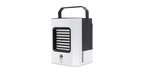 Mini aire acondicionado portátil 4 en 1