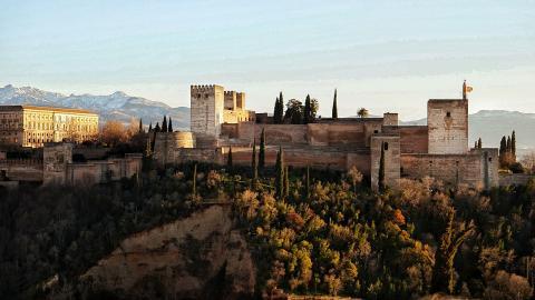 Mirador de San Nicolás, Granada.