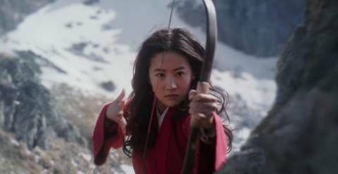 """""""Mulan"""" (2020) Disney"""