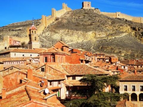 Murallas de Teruel.