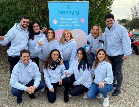 Nannyfy equipo