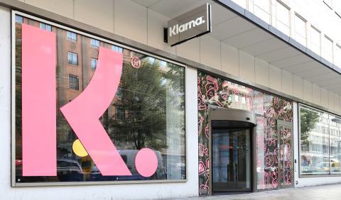 Las oficinas de la fintech Klarna en Suecia
