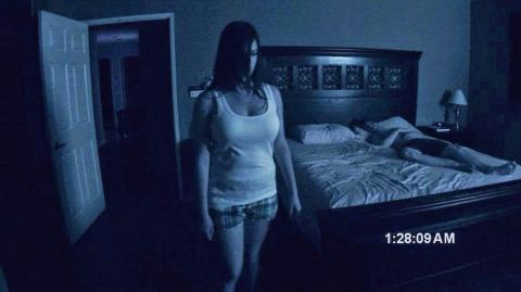 Paranormal Activity de Oren Peli