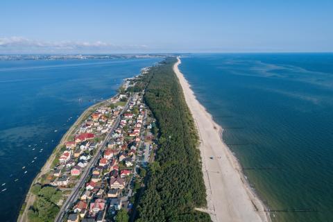 Península Hel, Polonia