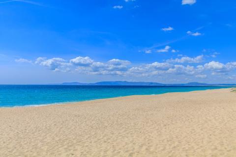 Playa de Comporta, en el Alentejo
