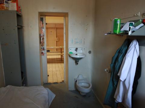 Prisión en Canadá