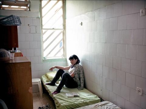 Prisión de mujeres en Israel