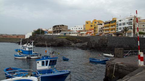 Puerto de San Miguel de Abona (Santa Cruz de Tenerife)